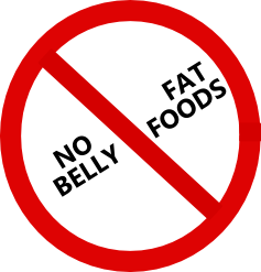 Belly Fat Foods To Avoid
