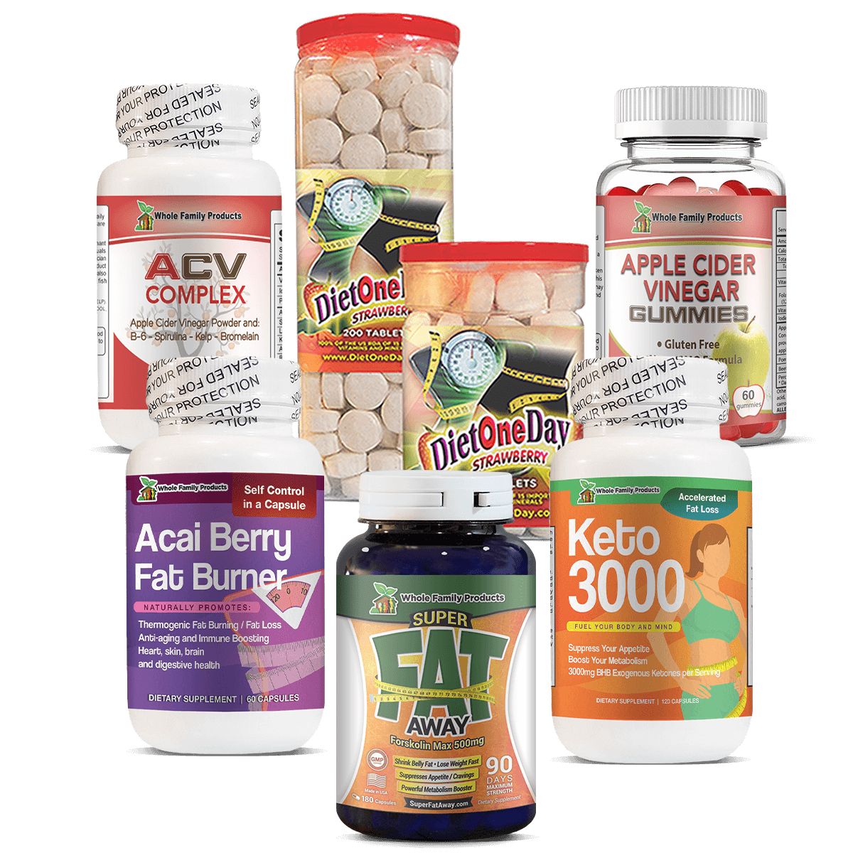 Fat Belly Foods Products